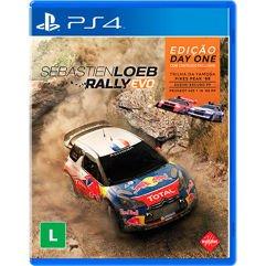 Game Sébastien Loeb Rally Evo - PS4
