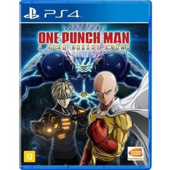 Jogo One Punch Man: A Hero Nobody Knows - PS4