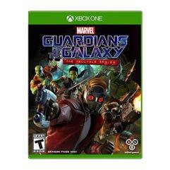 Jogo Marvel Guardiões da Galáxia The Telltale Series - Xbox One