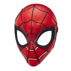 Máscara Eletrônica do Homem Aranha