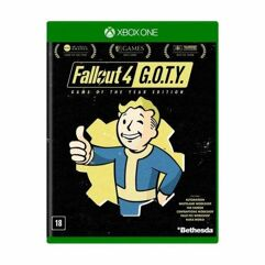 Jogo Fallout 4 Edição Jogo do Ano - Xbox One