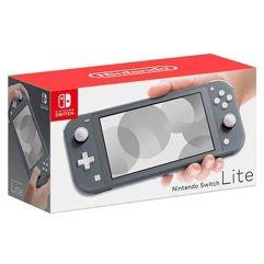 Console Nintendo Switch Lite COR - CINZA