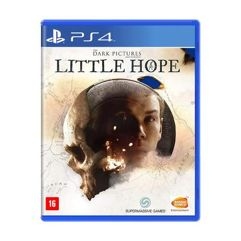 Game The Dark Pictures Anthology: Little Hope - PS4