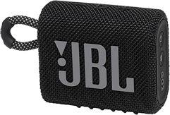 Caixa Bluetooth JBL Go3 Preta