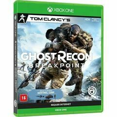 Jogo Ghost Recon: Breakpoint - Xbox One