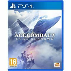 Jogo Ace Combat 7 Skies Unknown - PS4