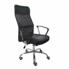 Cadeira Escritório Presidente Trevalla TL-CDE-02-1B Preta