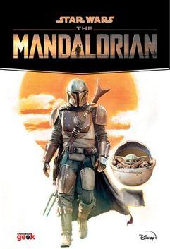 Pré-venda dp livro Star Wars: The Mandalorian