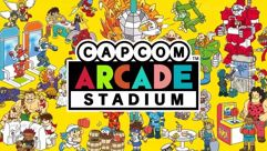 [Teste] Jogo Ghosts 'n Goblins no Capcom Arcade Stadium - Nintendo Switch