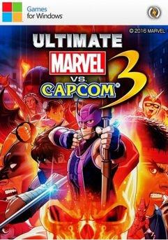 Jogo ULTIMATE MARVEL VS. CAPCOM 3 para PC