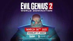 Game Evil Genius 2 World Domination - PC
