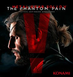 Jogo Metal Gear Solid V The Phantom Pain para PC