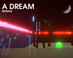 Jogo indie A Dream Remake de graça para PC