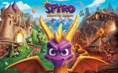 Jogo Spyro Reignited Trilogy para PC