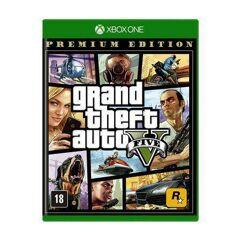 Jogo Grand Theft Auto V: Edição Premium para Xbox One