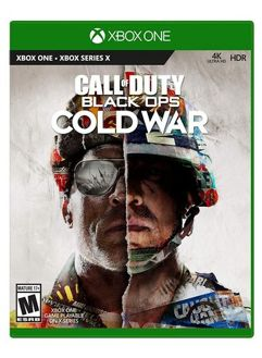 Jogo Call of Duty Black Ops Cold War - Xbox One