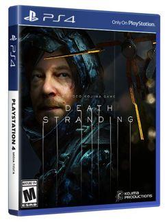 Game Death Stranding para PS4