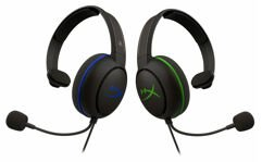 Headset Gamer Hyperx CloudX Chat Mono - Xbox/PS4