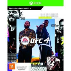 Game UFC 4 Edição Deluxe - Xbox One