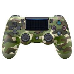 Controle Dualshock 4 para PS4 - Verde Camuflado