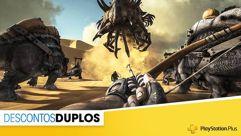 Promoção Descontos Duplos na PS Store