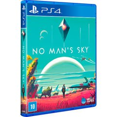 Game No Mans Sky - PS4
