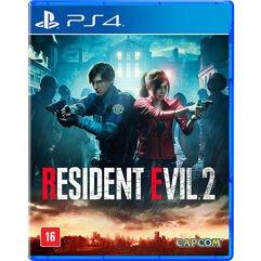 Game Resident Evil 2 - PS4