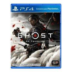 Jogo Ghost of Tsushima - PS4