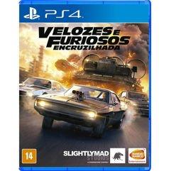 Game Velozes E Furiosos: Encruzilhada - PS4