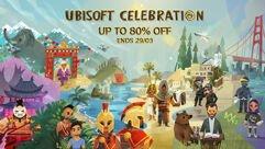 Promoção Ubisoft na Steam
