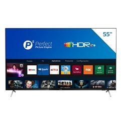 "Smart TV 55"" Philips 4K Ultra HD HDR10+"