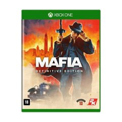 Jogo Mafia Definitive Edition - Xbox One