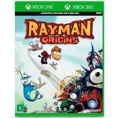 Game Rayman Origins Xbox 360 e Xbox One