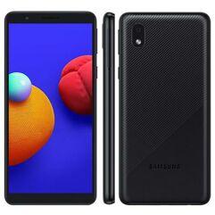 Smartphone Samsung Galaxy A01 Core Preto 32GB