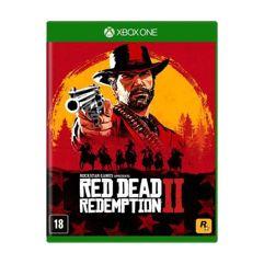 Jogo Red Dead Redemption 2 para Xbox One