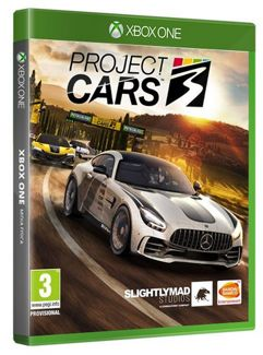 Jogo Project Cars 3 - Xbox One