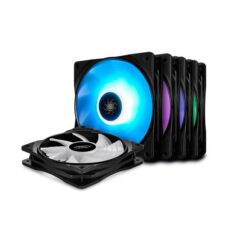 Kit Cooler Fan DeepCool RF 120 (5XFAN)