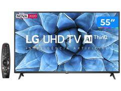 """Smart TV LED 55"""" LG 4K UHD HDR"""