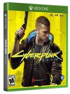 Game CyberPunk 2077 para Xbox One