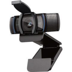 Webcam C920S Pro Full HD