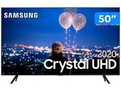 "Samsung Smart TV 50"" Crystal UHD 50TU8000"
