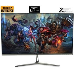 "Monitor Gamer LED 21.5"" 2ms 75hz Full HD Widescreen"