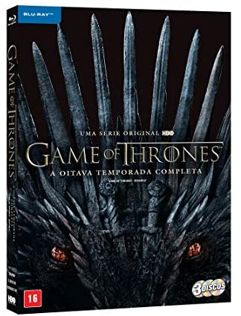 Game of Thrones - 8A Temporada Completa - Blu-Ray