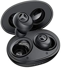 Fone de ouvido sem fio Tranya T10 Bluetooth 5.0 com estojo de carregamento