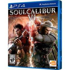Jogo Soulcalibur VI para PS4