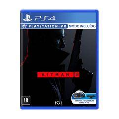 Jogo Hitman 3 - PS4