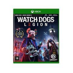 Jogo Watch Dogs Legion Edição Padrão - Xbox One