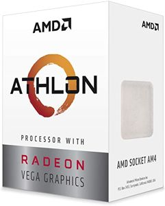 Processador AMD Athlon 3000G Dual Core 3.5GHz AM4 5MB
