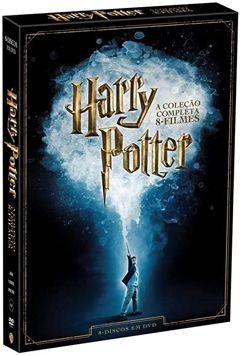 Harry Potter - A Coleção Completa (Filmes)