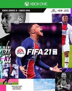FIFA 21 Edição Standard Xbox One & Xbox Series X|S - Xbox One